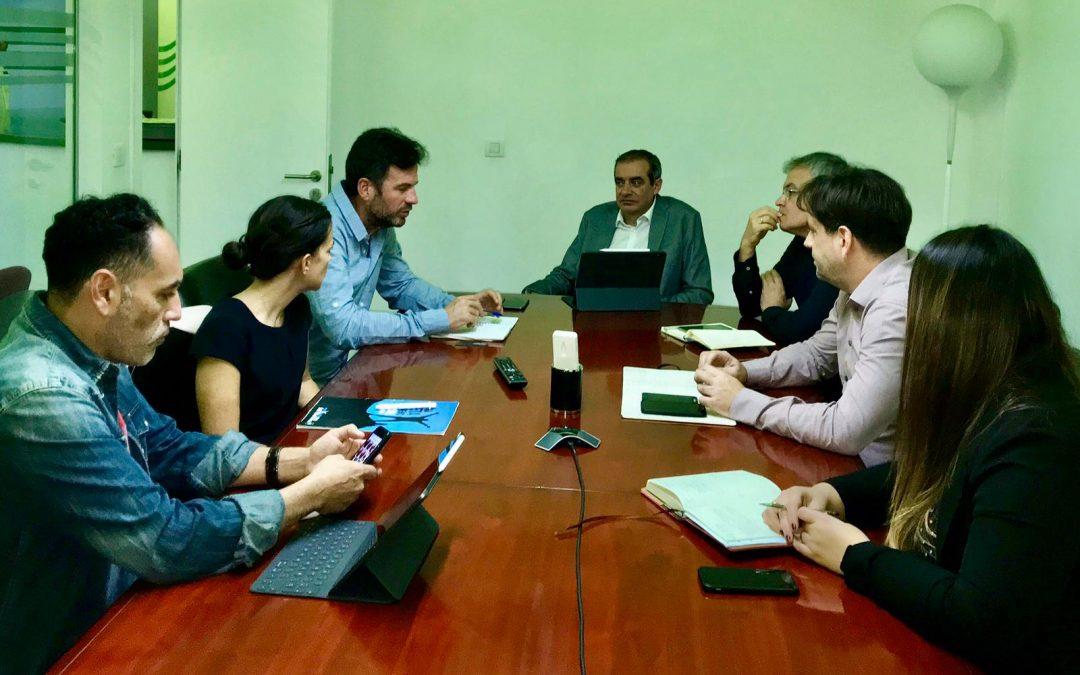 Arista y Radio Televisión Canaria acercan posturas para la emisión de la Transgrancanaria