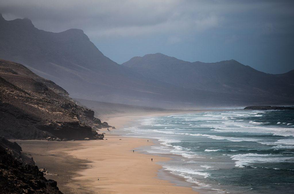 Arista Eventos culmina su tercera experiencia en el Half Marathon des Sables Fuerteventura